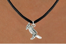 "<bR>               EXCLUSIVELY OURS!!<BR>         AN ALLAN ROBIN DESIGN!!<BR>CLICK HERE TO SEE 600+ EXCITING<BR>   CHANGES THAT YOU CAN MAKE!<BR>              LEAD & NICKEL FREE!!<BR>            W1005SN - ""CARDINAL""<Br>  NECKLACE FROM $4.55 TO $8.00"