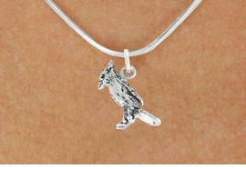 "<bR>               EXCLUSIVELY OURS!!<BR>         AN ALLAN ROBIN DESIGN!!<BR>CLICK HERE TO SEE 600+ EXCITING<BR>   CHANGES THAT YOU CAN MAKE!<BR>              LEAD & NICKEL FREE!!<BR>            W1005SN - ""CARDINAL""<Br>  NECKLACE FROM $4.50 TO $8.35"