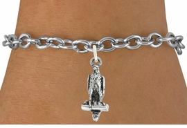 "<bR>               EXCLUSIVELY OURS!!<BR>         AN ALLAN ROBIN DESIGN!!<BR>CLICK HERE TO SEE 600+ EXCITING<BR>   CHANGES THAT YOU CAN MAKE!<BR>              LEAD & NICKEL FREE!!<BR>                W1009SB ""FALCON"" <Br>   & BRACELET FROM $4.15 TO $8.00"