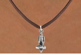 "<bR>               EXCLUSIVELY OURS!!<BR>         AN ALLAN ROBIN DESIGN!!<BR>CLICK HERE TO SEE 600+ EXCITING<BR>   CHANGES THAT YOU CAN MAKE!<BR>              LEAD & NICKEL FREE!!<BR>              W1009SN - ""FALCON""<Br>  NECKLACE FROM $4.55 TO $8.00"