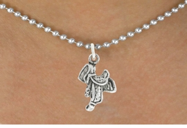 "<bR>               EXCLUSIVELY OURS!!<BR>         AN ALLAN ROBIN DESIGN!!<BR>CLICK HERE TO SEE 600+ EXCITING<BR>   CHANGES THAT YOU CAN MAKE!<BR>              LEAD & NICKEL FREE!!<BR>              W1011SN - ""SADDLE""<Br>  NECKLACE FROM $4.50 TO $8.35"