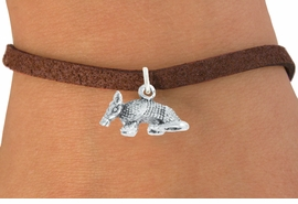 "<bR>               EXCLUSIVELY OURS!!<BR>         AN ALLAN ROBIN DESIGN!!<BR>CLICK HERE TO SEE 600+ EXCITING<BR>   CHANGES THAT YOU CAN MAKE!<BR>              LEAD & NICKEL FREE!!<BR>          W1012SB - ""ARMADILLO"" <Br>   & BRACELET FROM $4.15 TO $8.00"
