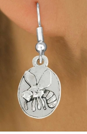 <bR>               EXCLUSIVELY OURS!!<BR>         AN ALLAN ROBIN DESIGN!!<BR>CLICK HERE TO SEE 600+ EXCITING<BR>   CHANGES THAT YOU CAN MAKE!<BR>              LEAD & NICKEL FREE!!<BR>                     W1036SE - BEE<Br>  EARRINGS FROM $3.25 TO $8.00
