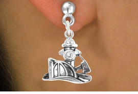 "<bR>                             EXCLUSIVELY OURS!!<BR>                       AN ALLAN ROBIN DESIGN!!<BR>              CLICK HERE TO SEE 600+ EXCITING<BR>                 CHANGES THAT YOU CAN MAKE!<BR>                            LEAD & NICKEL FREE!!<BR>         W1096SE - ""FIREMAN'S TOOLS"" CHARM<Br>          EARRINGS FROM $3.25 TO $8.00 �2011"