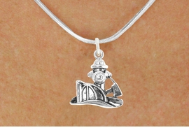 "<bR>                            EXCLUSIVELY OURS!!<BR>                      AN ALLAN ROBIN DESIGN!!<BR>             CLICK HERE TO SEE 600+ EXCITING<BR>                CHANGES THAT YOU CAN MAKE!<BR>                           LEAD & NICKEL FREE!!<BR>       W1096SN - ""FIREMAN'S TOOLS"" CHARM<Br>      & NECKLACE FROM $4.55 TO $8.00 �2011"