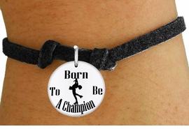 "<bR>                               EXCLUSIVELY OURS!!<BR>                         AN ALLAN ROBIN DESIGN!!<BR>                CLICK HERE TO SEE 600+ EXCITING<BR>                   CHANGES THAT YOU CAN MAKE!<BR>                             LEAD & NICKEL FREE!!<BR>W1135SB - ""BORN TO BE A CHAMPION"" ICE SKATER CHARM  <Br>& CHILDRENS BRACELET FROM $4.15 TO $8.00 �2011"