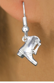 <bR>                           EXCLUSIVELY OURS!!<BR>                     AN ALLAN ROBIN DESIGN!!<BR>            CLICK HERE TO SEE 600+ EXCITING<BR>               CHANGES THAT YOU CAN MAKE!<BR>                          LEAD & NICKEL FREE!!<BR>W1139SE - DRILL TEAM BOOT CHARM <Br>EARRINGS FROM $4.50 TO $8.35 �2011