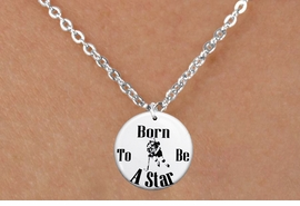 "<bR>                              EXCLUSIVELY OURS!!<BR>                        AN ALLAN ROBIN DESIGN!!<BR>               CLICK HERE TO SEE 600+ EXCITING<BR>                  CHANGES THAT YOU CAN MAKE!<BR>                             LEAD & NICKEL FREE!!<BR>W1148SN - ""BORN TO BE A STAR"" WOMENS ICE HOCKEY CHARM <Br>& CHILDRENS NECKLACE FROM $4.55 TO $8.00 �2012"
