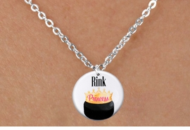 "<bR>                              EXCLUSIVELY OURS!!<BR>                        AN ALLAN ROBIN DESIGN!!<BR>               CLICK HERE TO SEE 600+ EXCITING<BR>                  CHANGES THAT YOU CAN MAKE!<BR>                             LEAD & NICKEL FREE!!<BR>W1192SN - ""RINK PRINCESS"" WOMENS ICE HOCKEY CHARM <Br>& CHILDRENS NECKLACE FROM $4.55 TO $8.00 �2012"