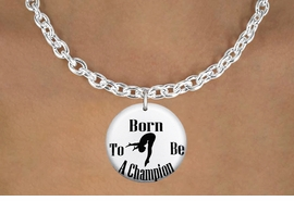 """<bR>                              EXCLUSIVELY OURS!!<BR>                        AN ALLAN ROBIN DESIGN!!<BR>               CLICK HERE TO SEE 600+ EXCITING<BR>                  CHANGES THAT YOU CAN MAKE!<BR>                             LEAD & NICKEL FREE!!<BR>W1209SN - """"BORN TO BE A CHAMPION"""" DIVER <Br>CHARM & NECKLACE FROM $4.55 TO $8.00 �2012"""