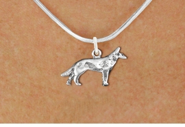 <bR>               EXCLUSIVELY OURS!!<BR>         AN ALLAN ROBIN DESIGN!!<BR>CLICK HERE TO SEE 600+ EXCITING<BR>   CHANGES THAT YOU CAN MAKE!<BR>              LEAD & NICKEL FREE!!<BR>      W1266SN - STANDING WOLF <Br>              CHARM & NECKLACE<BR>      FROM $4.55 TO $8.00 �2012