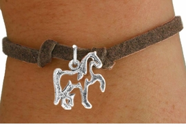 <bR>              EXCLUSIVELY OURS!!<BR>            CHILDREN'S BRACELET<br>CLICK HERE TO SEE 750+ EXCITING<BR>   CHANGES THAT YOU CAN MAKE!<BR>              LEAD & NICKEL FREE!!<BR>     W569SCB - HORSE STENCIL &<Br>   BRACELET FROM $3.25 TO $7.50