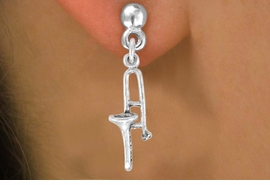 <bR>                EXCLUSIVELY OURS!!<BR> CLICK HERE TO SEE 120+ EXCITING<BR>    CHANGES THAT YOU CAN MAKE!<BR>               LEAD & NICKEL FREE!!<BR>W494SE - TROMBONE & EARRINGS<Br>                    FROM $4.50 TO $8.35