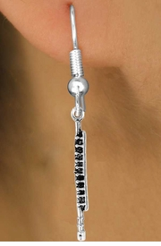 <bR>               EXCLUSIVELY OURS!!<BR>CLICK HERE TO SEE 120+ EXCITING<BR>   CHANGES THAT YOU CAN MAKE!<BR>              LEAD & NICKEL FREE!!<BR>     W496SE - FLUTE & EARRINGS<Br>                   FROM $4.50 TO $8.35