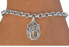 "<bR>               EXCLUSIVELY OURS!!<BR>CLICK HERE TO SEE 120+ EXCITING<BR>   CHANGES THAT YOU CAN MAKE!<BR>              LEAD & NICKEL FREE!!<BR>          W544SB - ""SWEET 16"" & <Br>       BRACELET AS LOW AS $3.25"