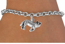 <bR>               EXCLUSIVELY OURS!!<BR>CLICK HERE TO SEE 120+ EXCITING<BR>   CHANGES THAT YOU CAN MAKE!<BR>              LEAD & NICKEL FREE!!<BR>      W553SB - WOLF & BRACELET<Br>                    AS LOW AS $4.50