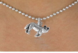 <bR>               EXCLUSIVELY OURS!!<BR>CLICK HERE TO SEE 120+ EXCITING<BR>  CHANGES THAT YOU CAN MAKE!<BR>             LEAD & NICKEL FREE!!<BR>     W553SN - WOLF & NECKLACE<BR>                   AS LOW AS $3.65