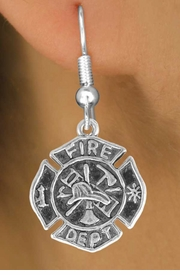 <bR>              EXCLUSIVELY OURS!!<BR>CLICK HERE TO SEE 120+ EXCITING<BR>  CHANGES THAT YOU CAN MAKE!<BR>             LEAD & NICKEL FREE!!<BR>      W580SE - FIREMAN'S BADGE<Br>     & EARRINGS FROM $3.25 TO $8.00