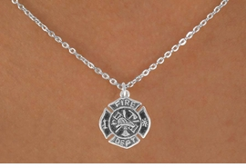 <bR>               EXCLUSIVELY OURS!!<BR>CLICK HERE TO SEE 120+ EXCITING<BR>   CHANGES THAT YOU CAN MAKE!<BR>              LEAD & NICKEL FREE!!<BR>    W580SN - FIREMAN'S BADGE &<BR>         NECKLACE AS LOW AS $3.65