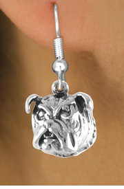 <bR>              EXCLUSIVELY OURS!!<BR>CLICK HERE TO SEE 65+ EXCITING<BR>  CHANGES THAT YOU CAN MAKE!<BR>             LEAD & NICKEL FREE!!<BR>  W212SE - BULLDOG & EARRING<Br>                   FROM $4.50 TO $8.35
