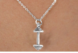 <bR>              EXCLUSIVELY OURS!!<BR>CLICK HERE TO SEE 65+ EXCITING<BR> CHANGES THAT YOU CAN MAKE!<BR>             LEAD & NICKEL FREE!!<BR>W221SN - BARBELL & NECKLACE<br>                  AS LOW AS $3.65