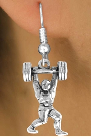 <bR>              EXCLUSIVELY OURS!!<BR>CLICK HERE TO SEE 65+ EXCITING<BR> CHANGES THAT YOU CAN MAKE!<BR>             LEAD & NICKEL FREE!!<BR>     W222SE - WEIGHT-LIFTER &<Br>        EARRING FROM $3.25 TO $8.00