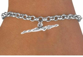 <bR>             EXCLUSIVELY OURS!!<BR>CLICK HERE TO SEE 65+ EXCITING<BR>  CHANGES THAT YOU CAN MAKE!<BR>            LEAD & NICKEL FREE!!<BR>    W236SB - DIVER & BRACELET<br>                  AS LOW AS $3.25
