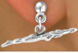 <bR>             EXCLUSIVELY OURS!!<BR>CLICK HERE TO SEE 65+ EXCITING<BR> CHANGES THAT YOU CAN MAKE!<BR>            LEAD & NICKEL FREE!!<BR>      W236SE - DIVER & EARRING<BR>                  FROM $3.25 TO $8.00