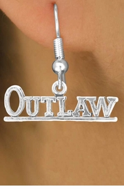 "<bR>              EXCLUSIVELY OURS!!<BR>CLICK HERE TO SEE 65+ EXCITING<BR> CHANGES THAT YOU CAN MAKE!<BR>            LEAD & NICKEL FREE!!<BR>    W237SE - ""OUTLAW"" CHARM<Br>   & EARRINGS FROM $4.50 TO $8.35"