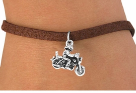 <bR>                  EXCLUSIVELY OURS!!<BR>    CLICK HERE TO SEE 65+ EXCITING<BR>      CHANGES THAT YOU CAN MAKE!<BR>                 LEAD & NICKEL FREE!!<BR>      W240SB - MOTORCYCLE BIKER<Br>CHARM & BRACELET AS LOW AS $3.25