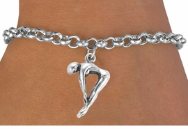 <bR>              EXCLUSIVELY OURS!!<BR>CLICK HERE TO SEE 65+ EXCITING<BR> CHANGES THAT YOU CAN MAKE!<BR>             LEAD & NICKEL FREE!!<BR>      W242SB - FEMALE DIVER &<Br>      BRACELET AS LOW AS $3.25