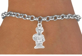 <bR>              EXCLUSIVELY OURS!!<BR>CLICK HERE TO SEE 65+ EXCITING<BR> CHANGES THAT YOU CAN MAKE!<BR>             LEAD & NICKEL FREE!!<BR>        W254SB - SOCCER BOY &<Br>      BRACELET AS LOW AS $4.50