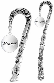 "<bR>              EXCLUSIVELY OURS!!<BR>CLICK HERE TO SEE 65+ EXCITING<BR>  CHANGES THAT YOU CAN MAKE!<BR>             LEAD & NICKEL FREE!!<BR>     W285SBM -  ""WINNER"" DISC<Br>BOOKMARK FROM $3.31 TO $6.25"
