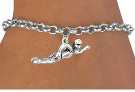 <bR>               EXCLUSIVELY OURS!!<BR>  CLICK HERE TO SEE 65+ EXCITING<BR>   CHANGES THAT YOU CAN MAKE!<BR>               LEAD & NICKEL FREE!!<BR>W359SB - FREESTYLE SWIMMER &<Br>        BRACELET AS LOW AS $4.50<BR>                                �2009