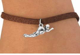 <bR>               EXCLUSIVELY OURS!!<BR>  CLICK HERE TO SEE 65+ EXCITING<BR>   CHANGES THAT YOU CAN MAKE!<BR>               LEAD & NICKEL FREE!!<BR>W359SB - FREESTYLE SWIMMER &<Br>        BRACELET AS LOW AS $3.25