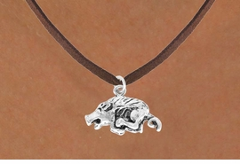 <bR>                EXCLUSIVELY OURS!!<BR>   CLICK HERE TO SEE 65+ EXCITING<BR>    CHANGES THAT YOU CAN MAKE!<BR>                LEAD & NICKEL FREE!!<BR>    W364SN - RAZORBACK OR WILD<br>BOAR & NECKLACE AS LOW AS $3.65