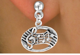 <bR>             EXCLUSIVELY OURS!!<BR>CLICK HERE TO SEE 65+ EXCITING<BR> CHANGES THAT YOU CAN MAKE!<BR>            LEAD & NICKEL FREE!!<BR>       W399SE - MUSIC NOTES &<Br>       EARRING FROM $4.50 TO $8.35