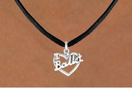 "<bR>              EXCLUSIVELY OURS!!<BR>CLICK HERE TO SEE 65+ EXCITING<BR>  CHANGES THAT YOU CAN MAKE!<BR>             LEAD & NICKEL FREE!!<BR>     W412SN - ""I LOVE BALLET"" &<Br>       NECKLACE AS LOW AS $3.65"