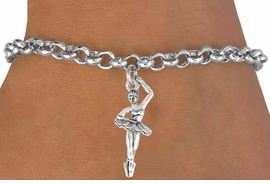 <bR>             EXCLUSIVELY OURS!!<BR>CLICK HERE TO SEE 65+ EXCITING<BR> CHANGES THAT YOU CAN MAKE!<BR>            LEAD & NICKEL FREE!!<BR>W416SB - BALLERINA & BRACELET<BR>                 AS LOW AS $3.25