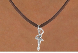 <bR>              EXCLUSIVELY OURS!!<BR>CLICK HERE TO SEE 65+ EXCITING<BR> CHANGES THAT YOU CAN MAKE!<BR>             LEAD & NICKEL FREE!!<BR>W416SN - BALLERINA & NECKLACE<Br>                 AS LOW AS $3.65