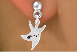 "<bR>              EXCLUSIVELY OURS!!<BR>CLICK HERE TO SEE 65+ EXCITING<BR> CHANGES THAT YOU CAN MAKE!<BR>             LEAD & NICKEL FREE!!<BR> W420SE - ""WINNER"" STAR MAN<Br>     & EARRING FROM $3.25 TO $8.00"
