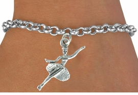 <bR>              EXCLUSIVELY OURS!!<BR>CLICK HERE TO SEE 65+ EXCITING<BR> CHANGES THAT YOU CAN MAKE!<BR>             LEAD & NICKEL FREE!!<BR>          W430SB - BALLERINA &<BR>      BRACELET AS LOW AS $3.25