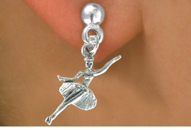 <bR>             EXCLUSIVELY OURS!!<BR>CLICK HERE TO SEE 65+ EXCITING<BR> CHANGES THAT YOU CAN MAKE!<BR>            LEAD & NICKEL FREE!!<BR>W430SE - BALLERINA & EARRING<Br>                 FROM $3.25 TO $8.00