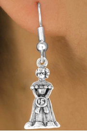 <bR>             EXCLUSIVELY OURS!!<Br>            LEAD & NICKEL FREE!!<BR>W250SE - QUINCEAÑERA CHARM<Br>   & EARRINGS FROM $4.50 TO $8.35