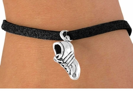 <bR>        EXCLUSIVELY OURS!!<Br>       LEAD & NICKEL FREE!!<BR>W337SB - CLEATED SHOE &<Br>BRACELET AS LOW AS $4.50