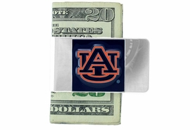<Br>                  LEAD & NICKEL FREE!<Br>        OFFICIAL COLLEGE LICENSED!!<Br>   W15201MC - AUBURN UNIVERSITY<Br>TIGERS MONEY CLIP AS LOW AS $6.30
