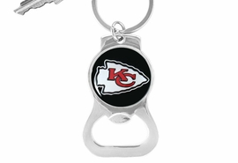 <Br>              LEAD & NICKEL FREE!!<BR>          OFFICIAL NFL LICENSED!!<Br>W16713KC - KANSAS CITY CHIEFS <Br>     KEY CHAIN & BOTTLE OPENER<Br>            $1.99 EACH