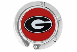 "<BR>                  LEAD & NICKEL FREE!!<br>                OFFICIALLY LICENSED!!<br>W17774BH - UNIVERSITY OF GEORGIA<Br>  ""BULLDOGS"" LOGO PURSE HOLDER<Br>                FROM $2.99"