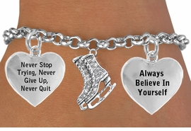 <BR>            BEAUTIFUL CRYSTAL ICE SKATES CHARM BRACELET WHOLESALE <bR>                 W21430B - THE NEW WAY TO EXPRESS LOVE, MOTIVATION,<BR>          POSITIVE, AFFIRMATIVE EXPRESSIONS, THAT WILL GO PERFECTLY<br>        WITH ANOTHER POSITIVE AFFIRMATION CHARM IF YOU WANT  ONE,<BR>   MORE CHOICES LOOK BELOW,  CHARM BRACELET FROM $9.73 TO $14.58<BR>                                    CostumeJewelryWholesale.com �2014
