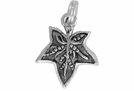 <Br>OFFICIALLY LICENSED SORORITY CHARM!!<Br>                     LEAD & NICKEL FREE!!<Br>          W872SC - SORORITY IVY LEAF <Br>           CHARM FROM $2.35 TO $4.05